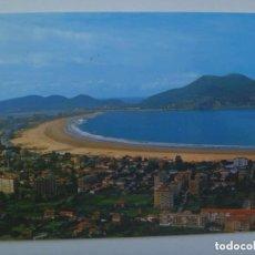 Postales: POSTAL DE LAREDO ( CANTABRIA ): VISTA PARCIAL Y ENSANCHE . AÑOS 70.. Lote 140293418