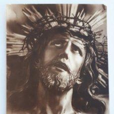 Postales: SA TO CRISTO DE LA AGONÍA. LIMPIAS (SANTANDER). Lote 140359765