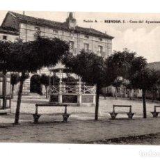 Postales: REINOSA (CANTABRIA).- CASA DEL AYUNTAMIENTO. Lote 140410186