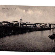 Postales: REINOSA (CANTABRIA).- VISTA DESDE EL EBRO. Lote 140435330