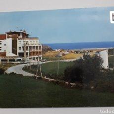Postales: AJO. HOTEL COSTA DE AJO. VISTA PARCIAL DE LA PLAYA. Lote 140448088
