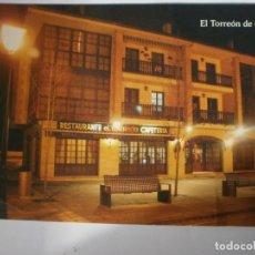 Postales: POSTAL RESTAURANTE EL RINCON DE CARTES NUEVO. Lote 142244654