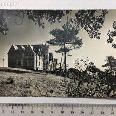 Postales: POSTAL. SANTANDER. PALACIO REAL DE LA MAGDALENA. DOMÍNGUEZ. FOTO ALFONSO. H. 1960?. Lote 142358553