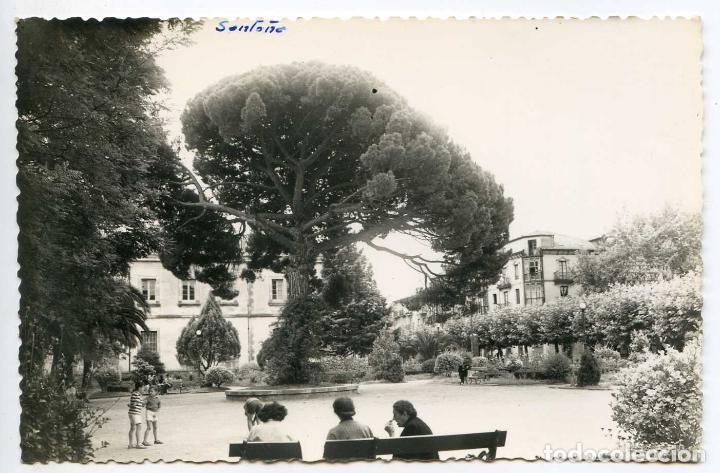 SANTOÑA. Nº 31. PARQUE DE MANZANEDO. EDICIÓN F. MELÉNDEZ (Postales - España - Cantabria Antigua (hasta 1.939))