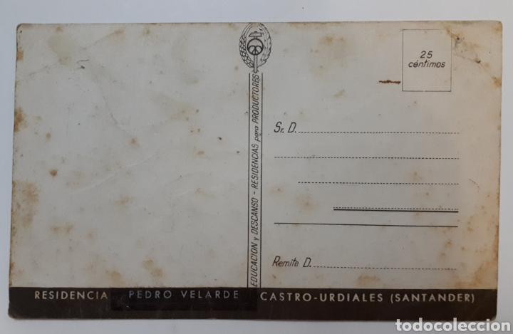 Postales: Castro Urdiales ( Santander ) Residencia Pedro Velarde - Foto 2 - 142830845