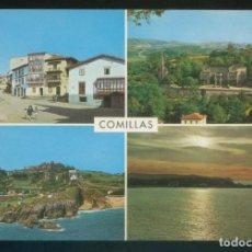 Postales: COMILLAS. ED. G. GARRABELLA-ZGZ Nº 134. NUEVA.. Lote 143407322