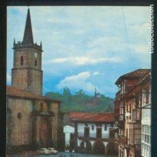 Postales: COMILLAS. *PLAZA DEL GENERALÍSIMO* ED. FOTO IMPERIO. NUEVA.. Lote 143410786