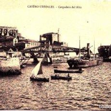 Cartes Postales: CASTRO URDIALES (SANTANDER) - CARGADERO DEL ALEN. Lote 143554238