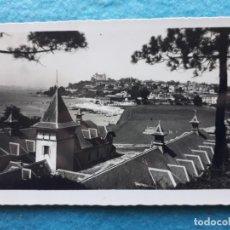 Postales: SANTANDER. CAMPO DE POLO Y PLAYA DE LA MAGDALENA. FRANQUEADA EL 12 DE AGOSTO DE 1956.. Lote 145574754