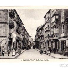 Postales: TORRELAVEGA.(CANTABRIA).- CALLE CONSOLACIÓN. Lote 146148466