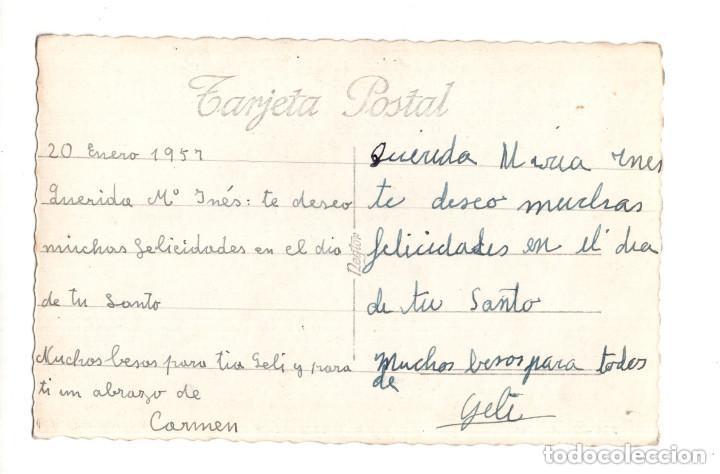 Postales: SANTANDER.- PRIMERA PLAYA Y PIQUIO - Foto 2 - 146163306