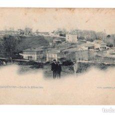 Postales: SANTANDER.- SARDINERO. DESDE LA ALFONSINA. Lote 146163838