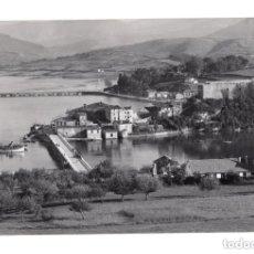 Postales: SAN VICENTE DE LA BARQUERA.(CANTABRIA).- POSTAL FOTOGRAFICA. Lote 146169302