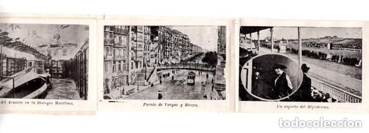 Postales: ALBÚM RECUERDO DE SANTANDER. FERIAS Y FIESTAS. OBSEQUIO DE JOSÉ LAGUILLÓN.JARDINERO - Foto 3 - 146305702