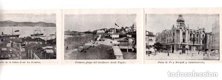Postales: ALBÚM RECUERDO DE SANTANDER. FERIAS Y FIESTAS. OBSEQUIO DE JOSÉ LAGUILLÓN.JARDINERO - Foto 4 - 146305702