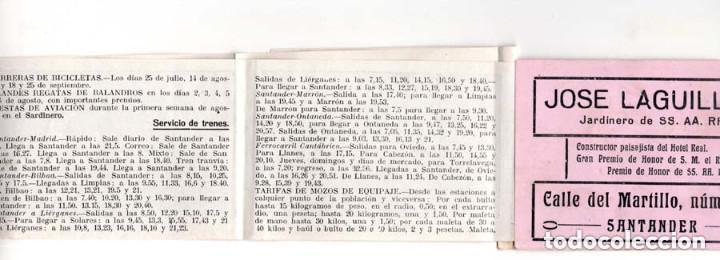 Postales: ALBÚM RECUERDO DE SANTANDER. FERIAS Y FIESTAS. OBSEQUIO DE JOSÉ LAGUILLÓN.JARDINERO - Foto 5 - 146305702