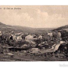 Postales: REINOSA. (CANTABRIA).- NACIMIENTO DEL EBRO EN FONTIBRE. . Lote 146353334