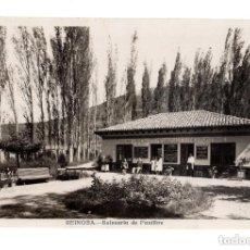 Postales: REINOSA. (CANTABRIA).- BALNEARIO DE FONLIBRE.. Lote 146361430