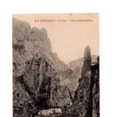 Postales: LA HERMIDA.(CANTABRIA). URDÓN- VISTA PANORAMICA. Lote 146779098