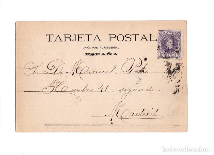 Postales: RINCONES MONTAÑESES.- PUENTE DE RIAÑO- COLECCIÓN G. DE LA PUENTE - Foto 2 - 146784654
