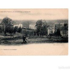 Postales: SANTANDER.(CANTABRIA).- DESDE LA ALFONSINA. Lote 146954810