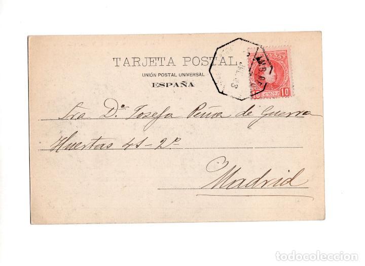 Postales: SANTANDER.(CANTABRIA).- MUELLE MAURA - Foto 2 - 146988194