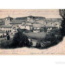 Postales: SANTILLANA.(SANTANDER).- SERIE IV. Nº 2. PROPIEDAD DE R.PACHECO. Lote 146992278