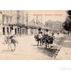 Postales: SANTANDER.(CANTABRIA).- ALAMEDA 2ª (BURRERAS). Lote 147249742