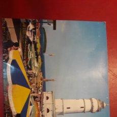 Postales: SANTANDER FARO CABO MAYOR 1978 CICULADA. Lote 147492281