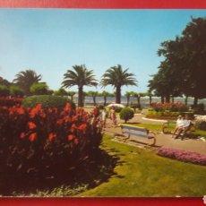 Postales: SANTANDER JARDINES PIQUIO. Lote 147502953