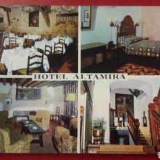 Postales: HOTEL ALTAMIRA SANTILLANA DEL MAR SANTANDER. Lote 147503790