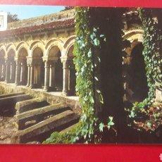 Postales: SANTILLANA MAR CLAUSTRO COLEGIATA SANTANDER. Lote 147504773