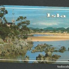 Postales: POSTAL CIRCULADA - ISLA 17 - SANTANDER - EDITA ARRIBAS. Lote 147581942