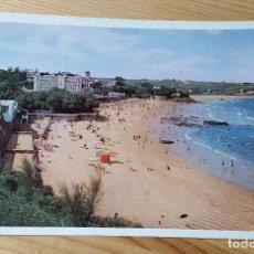 Postales: SANTANDER PLAYA DE LA CONCHA - DOMINGUEZ. Lote 147589122