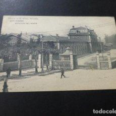 Postales: SANTANDER ESTACION DEL NORTE. Lote 147781174