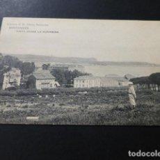 Postales: SANTANDER VISTA DESDE LA ALFONSINA. Lote 147781974