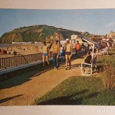 Postales: LAREDO, JARDINES DE ELORZA Y PLAYA. Lote 147845722