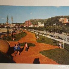 Postales: LAREDO, JARDINES DE ELORZA. Lote 147847686