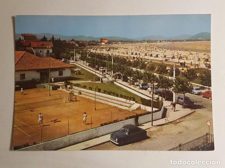 LAREDO, CLUB DE TENIS (Postales - España - Cantabria Antigua (hasta 1.939))