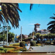 Postales: SANTANDER JARDINES Y VILLA PIQUIO. Lote 148050306