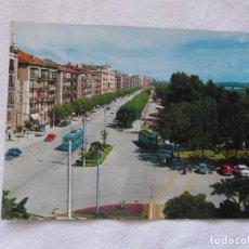 Postales: SANTANDER 2020 PANORAMICA PASEO PAREDA. ARRIBAS. ESCRITA 1963. Lote 151824966