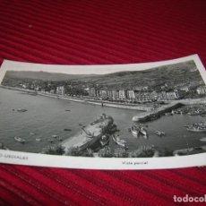 Postales: ANTIGUA POSTAL DE CASTRO URDIALES.CIRCULADA ,AÑO 1956. Lote 151849394