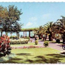 Postales: TARJETA POSTAL - SANTANDER / JARDINES DE PIQUIO. Lote 151882702