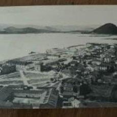 Postales: POSTAL PANORÁMICA DE SANTOÑA - CANTABRIA - VISTA GENERAL - EDICIÓN R. MELÉNDEZ - FOT. LEONCIO. Lote 152494526