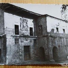 Postales: SANTILLANA DEL MAR CASA DE LOS COSSIOS Nº 13 ED. DOMINGUEZ. Lote 152854578
