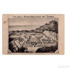 Postales: COLONIA PENITENCIARIA DEL DUESO.. Lote 153709062