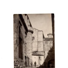 Postales: SANTANDER.(CANTABRIA).- CUARTEL SAN FELIPE 1890. POSTAL FOTOGRÁFICA. Lote 154904970