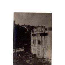 Postales: SANTANDER.(CANTABRIA).- CASERON CON CARRO DE CABALLOS. POSTAL FOTOGRÁFICA.. Lote 154909238