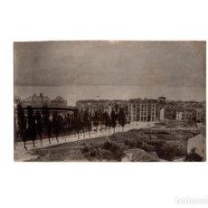 Postales: SANTANDER.(CANTABRIA).- AL FONDO SARDINERO.1889. POSTAL FOTOGRÁFICA.. Lote 154933402