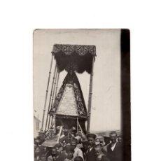 Cartes Postales: SANTANDER.(CANTABRIA).- PROCESIÓN VIRGEN DE LOS DOLORES. POSTAL FOTOGRÁFICA. Lote 154937518
